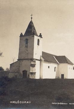 Kostol sv. Martina v Hrušovanoch